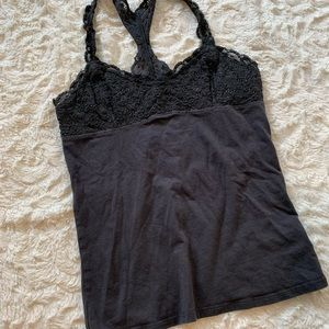 American Eagle Outfitters Tops - American Eagle gray tank top